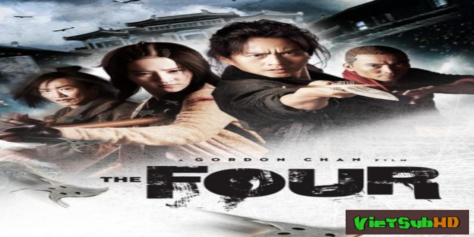 Phim Tứ Đại Danh Bổ VietSub HD | The Four 2012