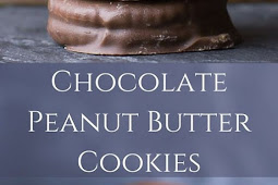 Ritz Cracker Chocolate Peanut Butter Cookies