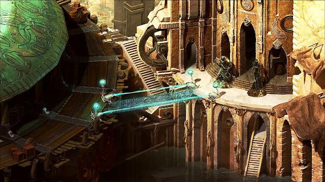 """""""Torment: Tides of Numenera"""" Game nhập vai chiến đấu 2017"""