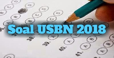 Contoh Soal USBN SMA/MA 2017/2018 Sejarah dan Kunci Jawabannya