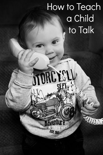 How to Teach a Child to Talk