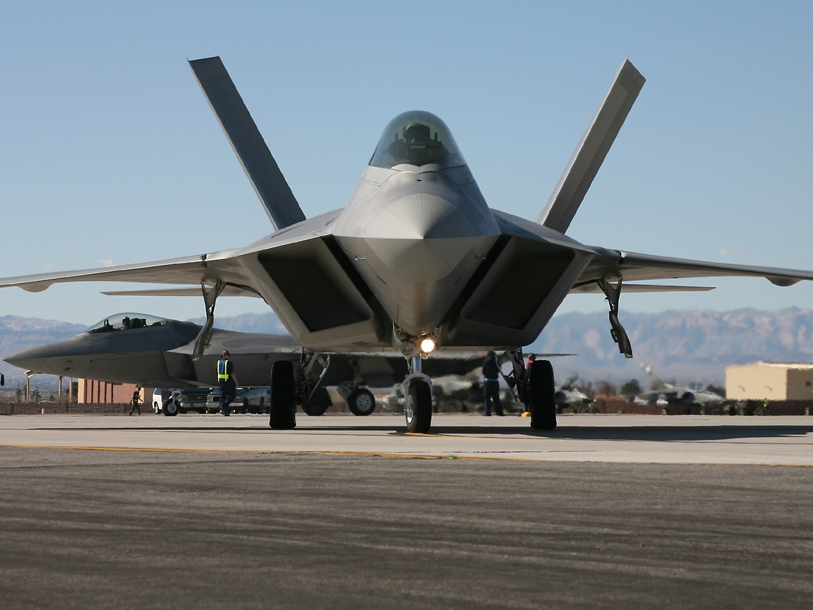 F-22 Raptor | Army and Weapons