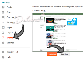 Cara Menghilangkan Link dijudul Postingan Blogger untuk Meningkatkan SEO