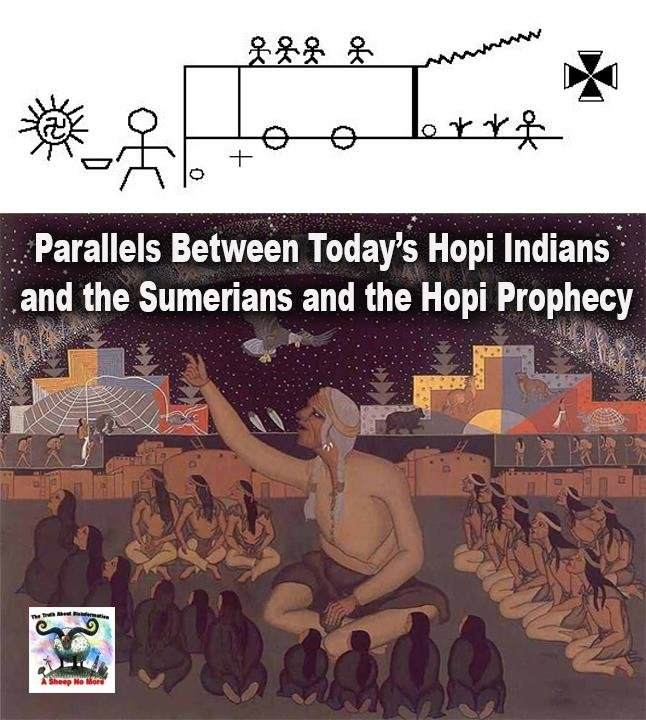 Hopi Indian & Anunnaki Parallels | Tell The TRUTH - T3