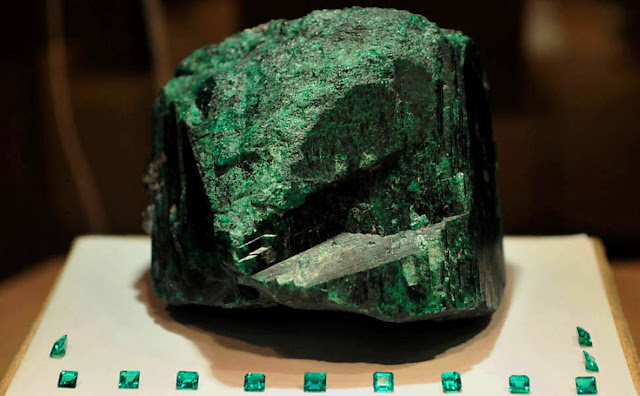 The Largest Emerald Crystal in the World