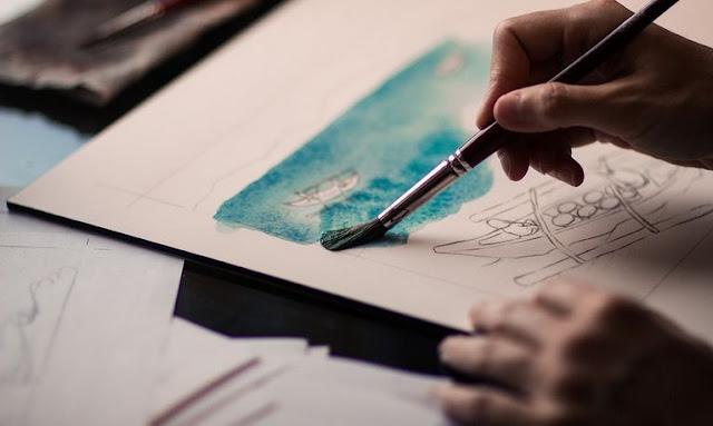 9 Cara menghilangkan stres dengan menggambar