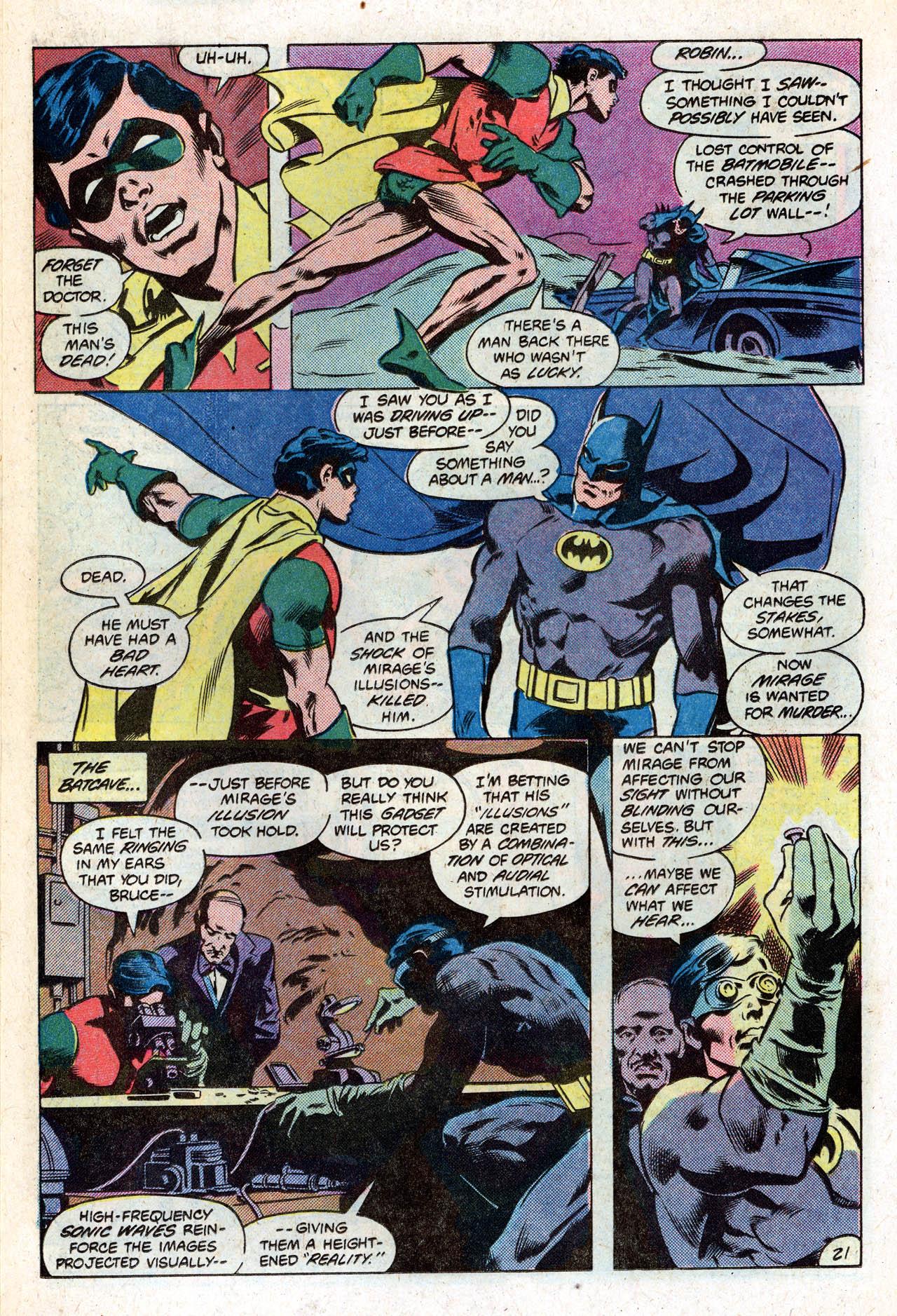 Detective Comics (1937) 511 Page 25