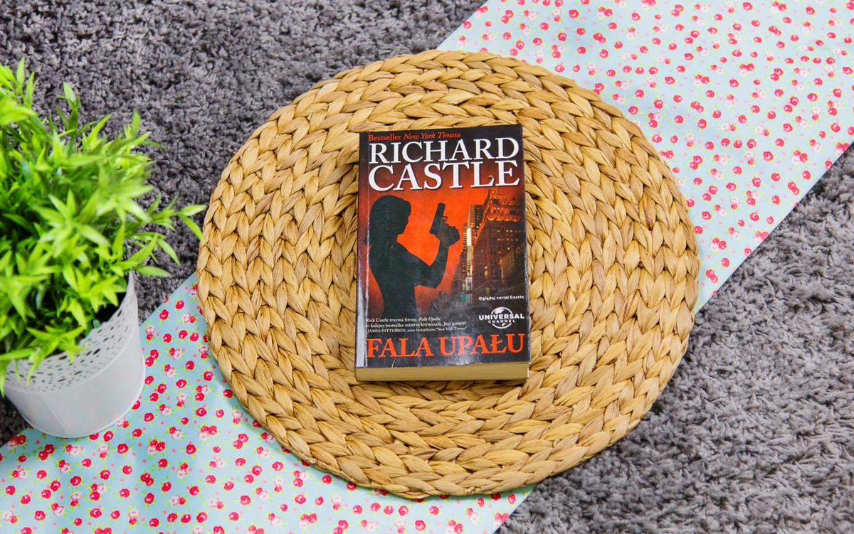richard castle, serial, ksiazka, opinie, recenzja, zdjecie, foto, recenzja