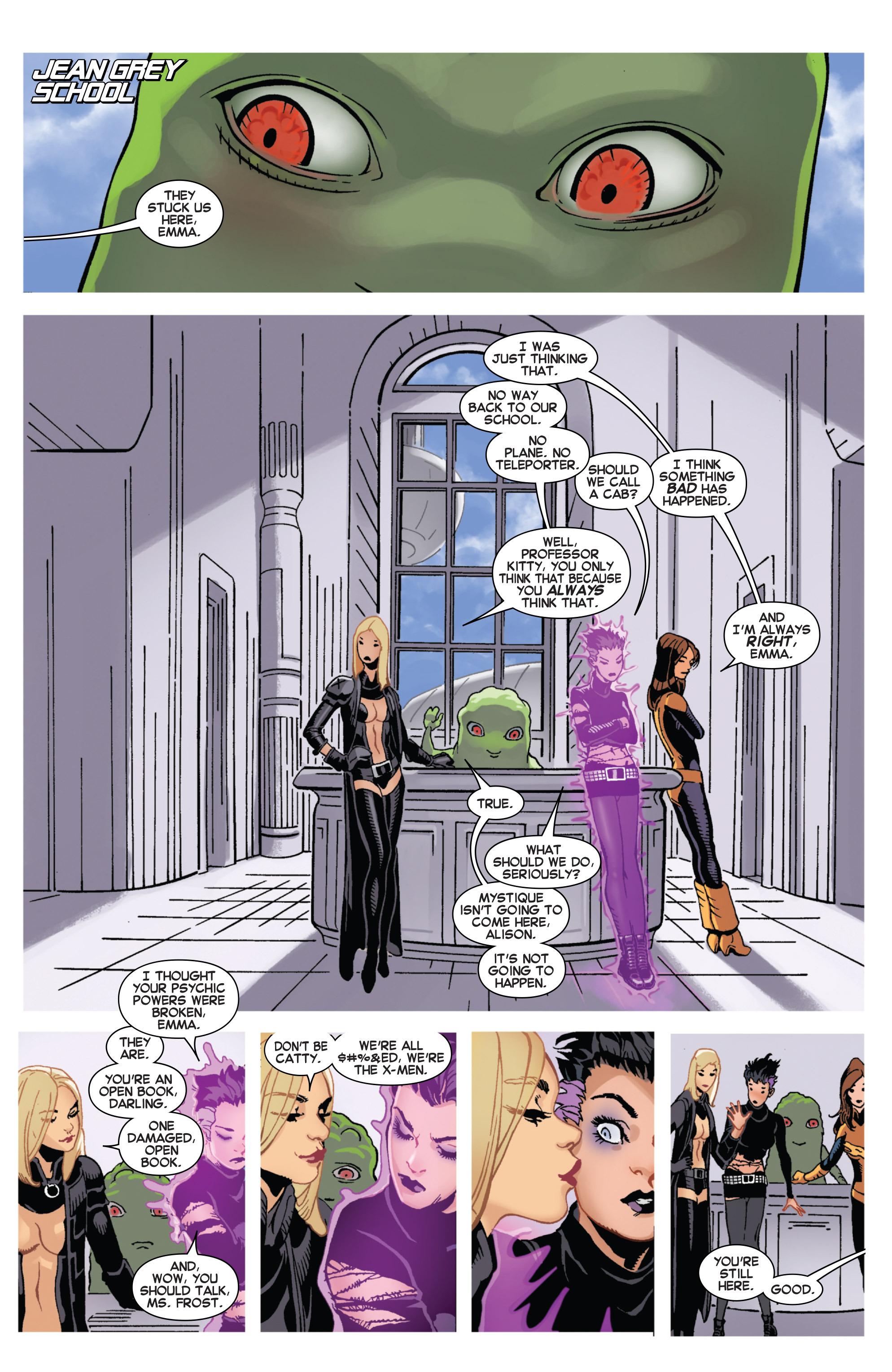 Read online Uncanny X-Men (2013) comic -  Issue # _TPB 5 - The Omega Mutant - 69