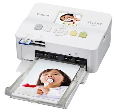 Canon Printer SELPHY CP780ドライバーダウンロード