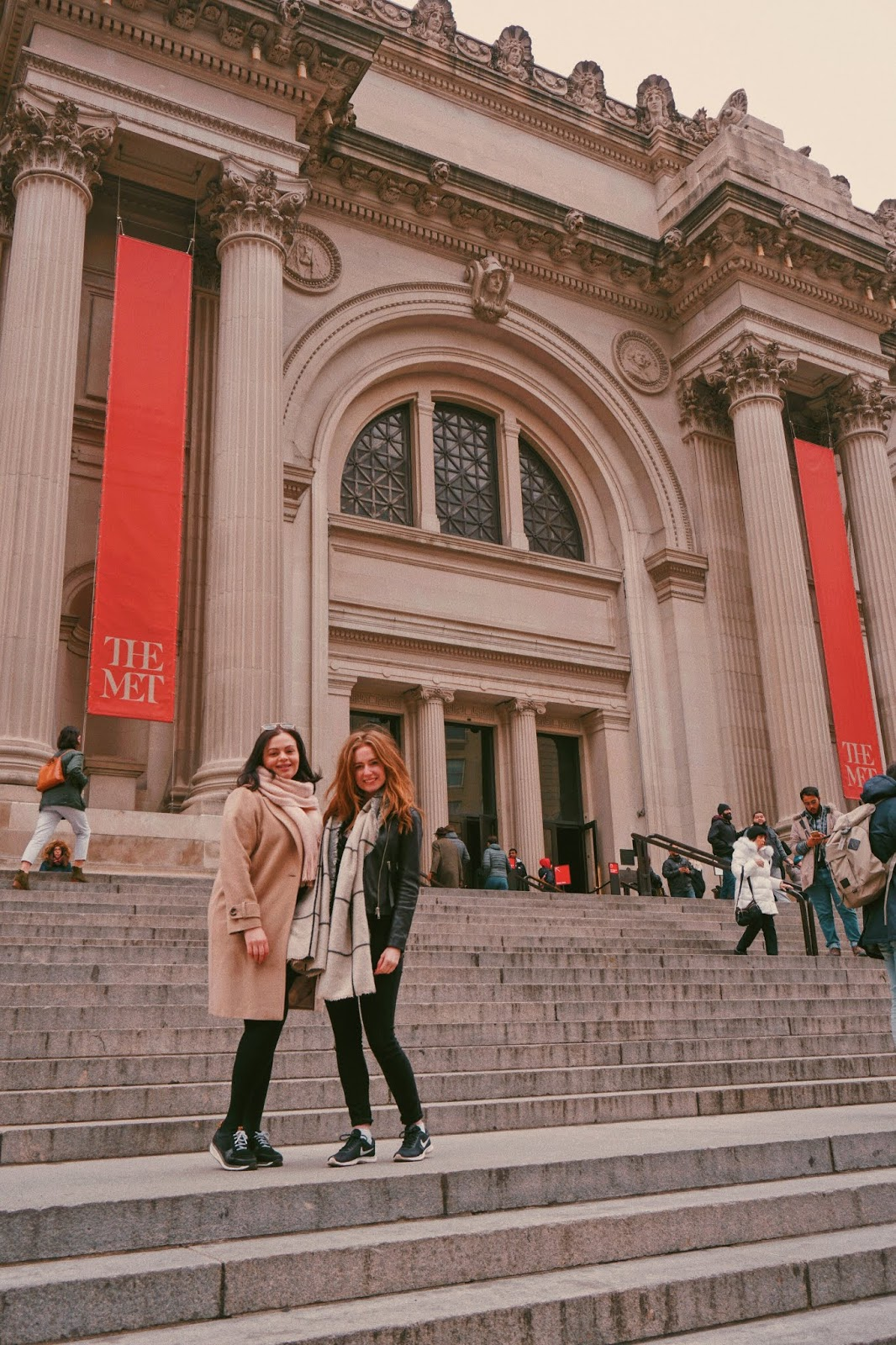 a weekend in new york city