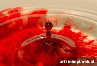 Arti Mimpi Melihat Darah