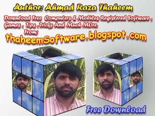 www.thaheemsoftware.blogspot.com