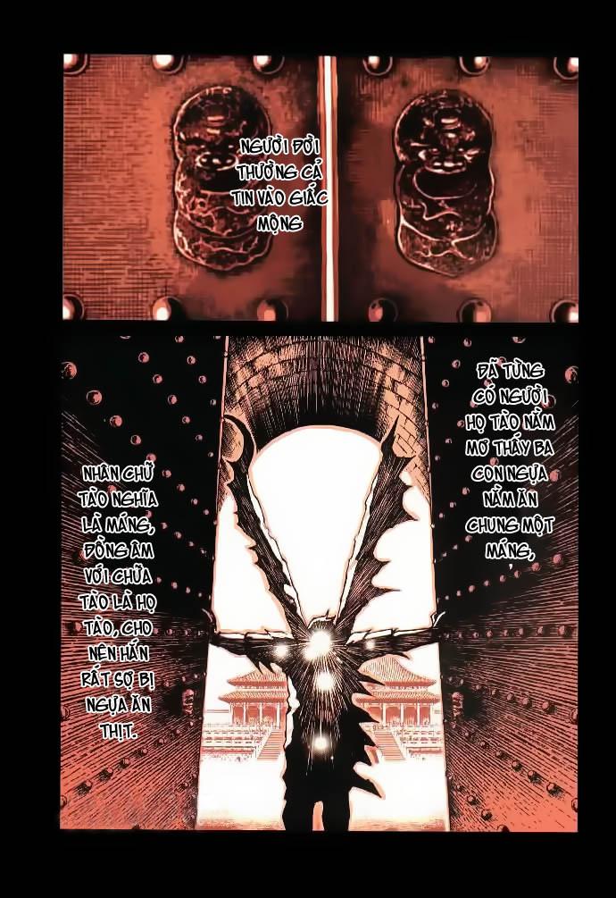 Hỏa phụng liêu nguyên Chương mở đầu trang 6