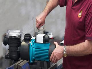 Sửa máy bơm nước LEO