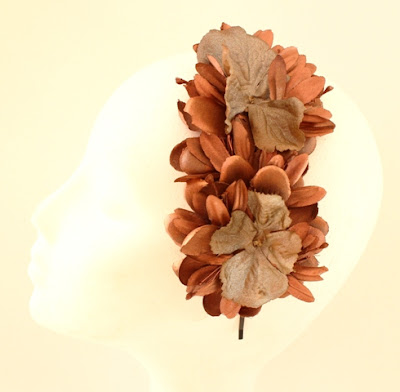 PV 2017 - Coleccion Cobre rojizo 11 Diadema flor