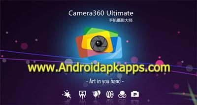 Download Camera360 Ultimate Apk 7.2 build 726 Final Full Version