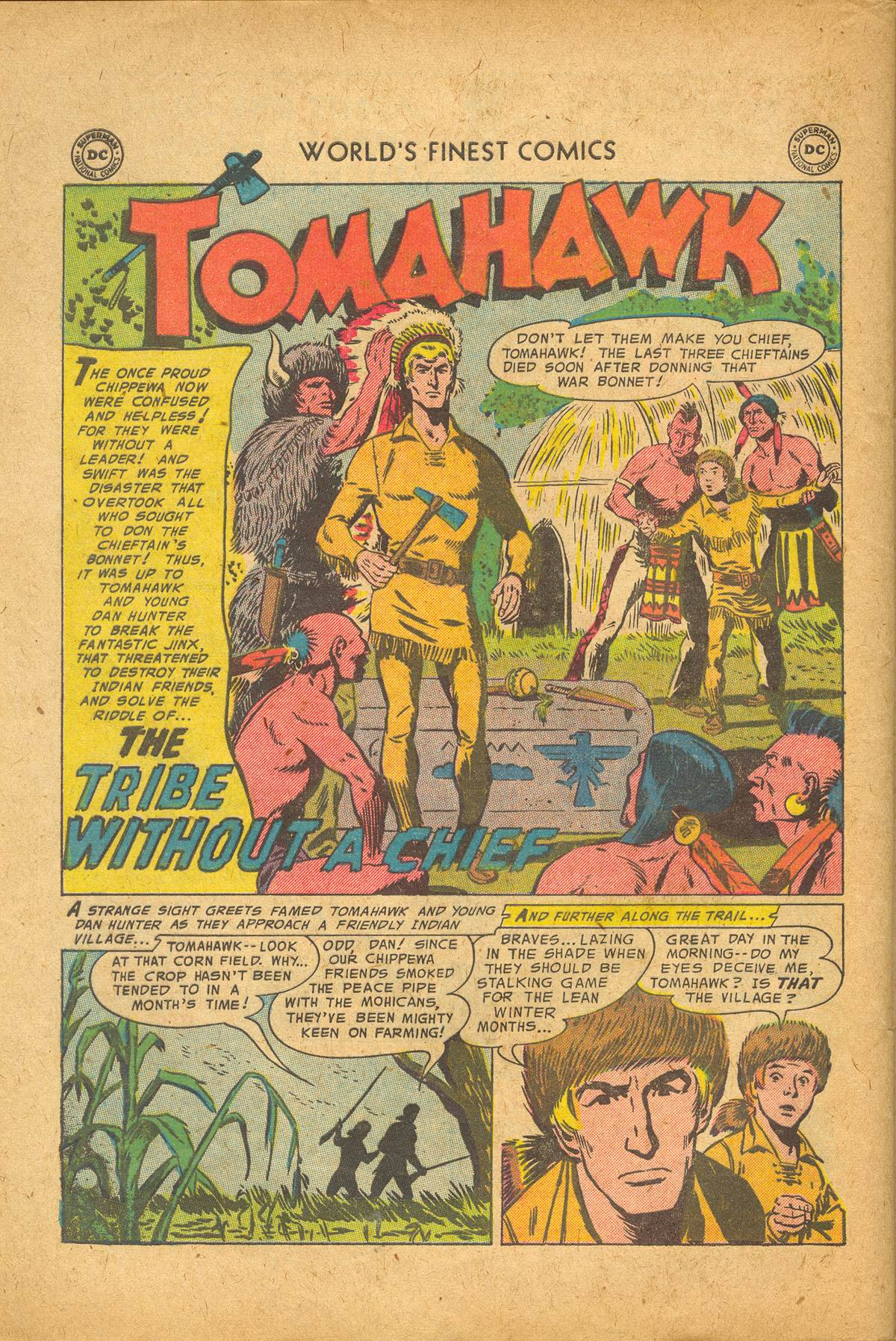 Read online World's Finest Comics comic -  Issue #83 - 28