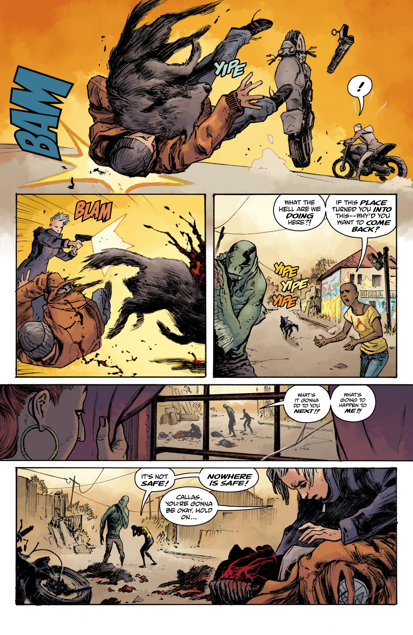 Read online Abe Sapien comic -  Issue #16 - 14