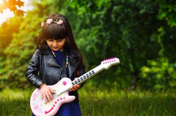 Kenali Bakat Musik Anak Anda Sejak Dini