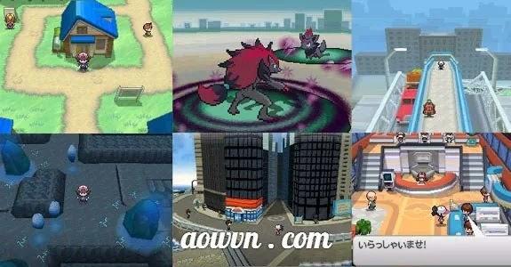 AowVN Pokemon minz%2B%25287%2529 - [ NDS ] Pokémon White & Pokémon Black 2 Việt Hóa 100% | Giả Lập Android , PC , IOS - UPDATE