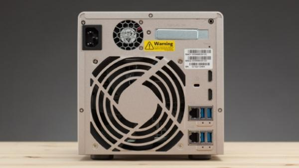 QNAP TVS-463 Review