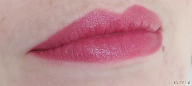 avis vitry maquillage rouge hydra confort swatch majesté