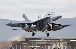 EA-18G Growler US Navy