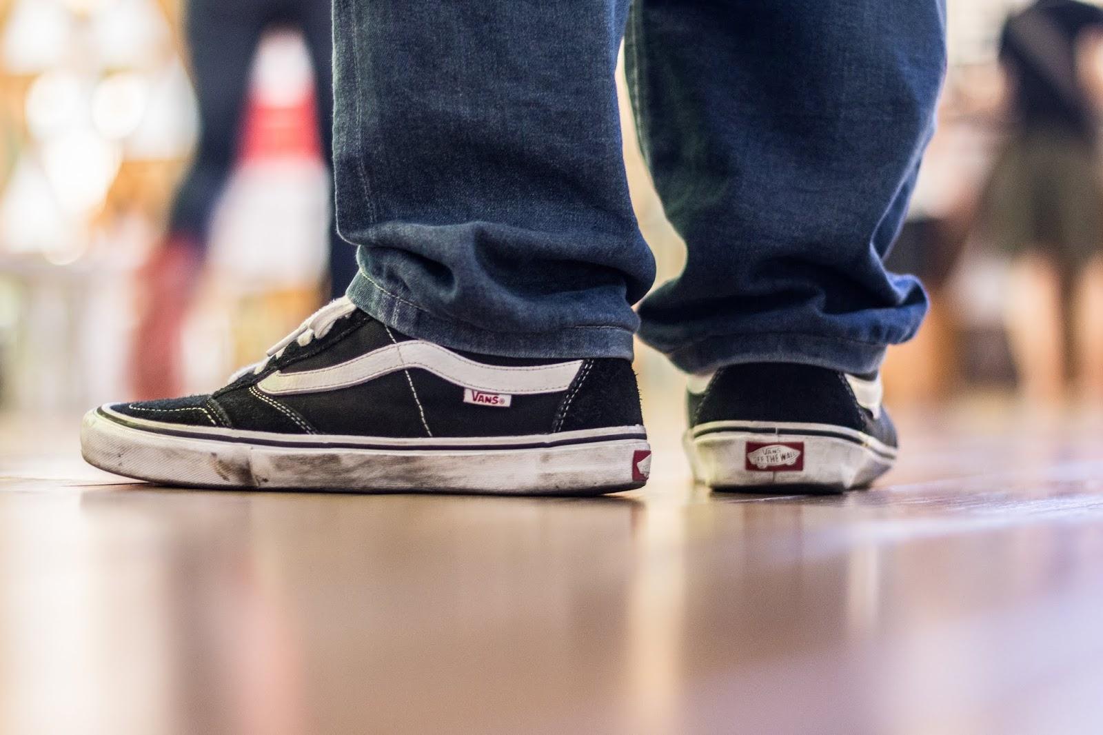 Fikri on feet. Sneakers   Vans TNT SG PRO. Photo by   iam.ran06 2e178a345