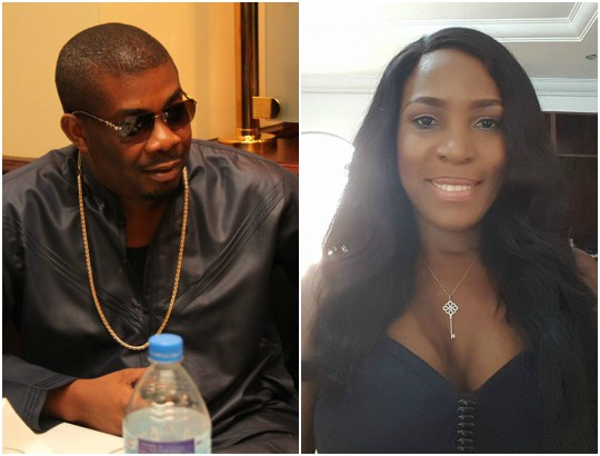 'Yes o, I can act!' - Linda Ikeji replies Don Jazzy's proposal