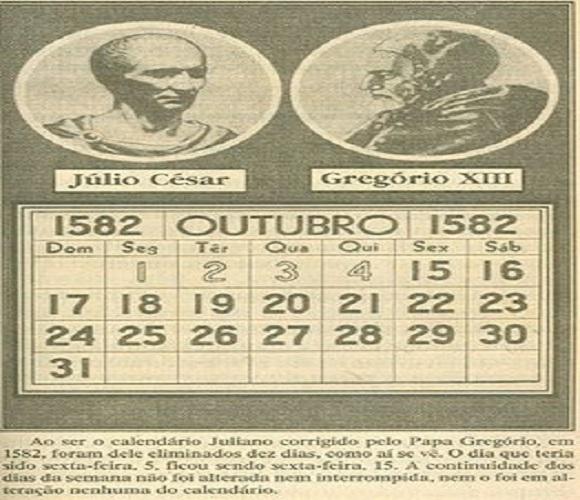 Calendario Gregoriano.Pensamentos Sentimentos Reflexoes E Interesses