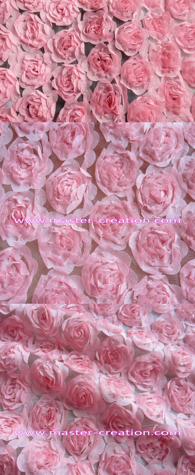 pink rose bestrewed cloth