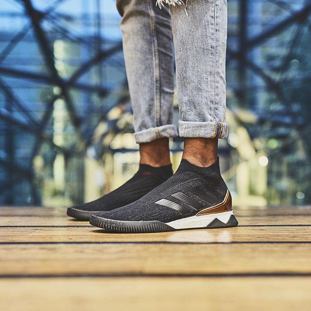 c5558ee3c Adidas Predator Tango 18+ Boost Sneaker Revealed - Footy Headlines