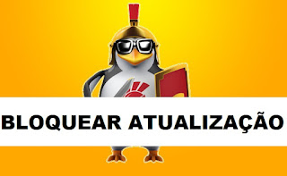 DominioTXT-Bloquear Atualizacao Linux