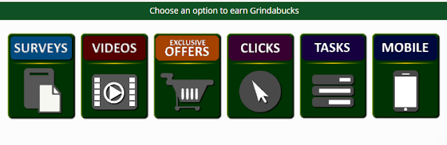 GrindaBuck Offers
