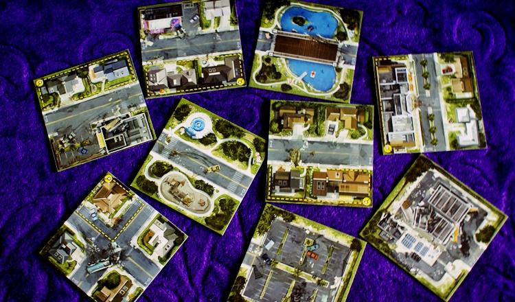 Kafelki miasta Zombie 15