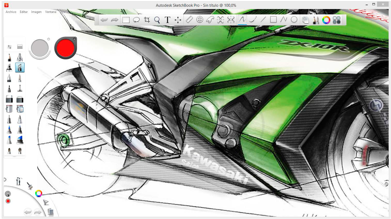 Autodesk SketchBook Pro 3 2 Apk is Here! [LATEST] | On HAX