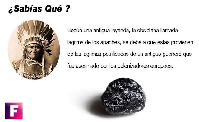 lagrima de los apaches | foro de minerales