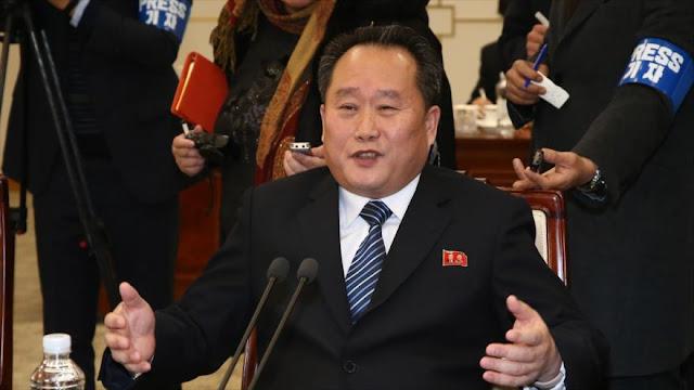 Pyongyang no negociará su arma nuclear pues apunta solo a EEUU