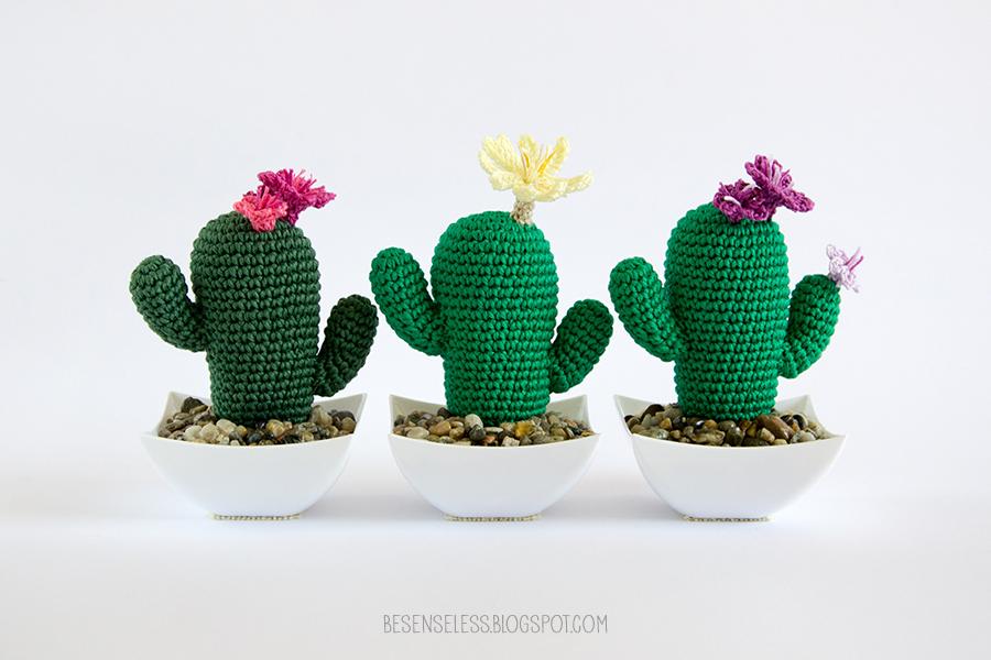 13 modelli di cactus all'uncinetto Spunky 2020 - To do info   600x900