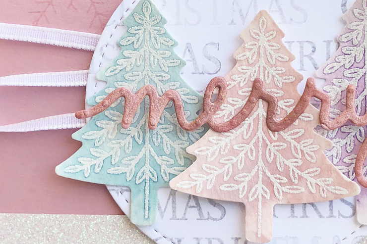 Jo's Stamping Spot - Christmas Cards 2019