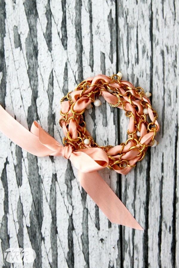 DIY - 7 Ideias de presentes para sua melhor amiga: Pulseira vintage