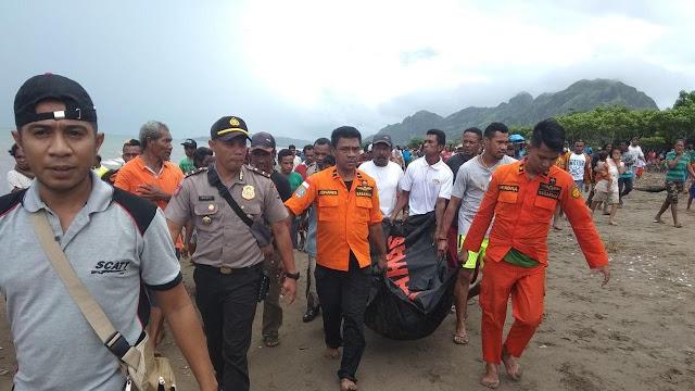 Detik-detik Buaya Bawa Jasad Pria yang Hilang 4 Hari ke Tepi Pantai, Begini Kondisi Korban