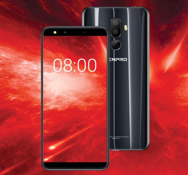 Handphone Harga 2 Jutaan Genpro Z2 dengan RAM 4GB dan Kamera Ganda