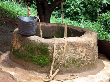 Shocker: How Two Men Beat Up Woman an Threw Her 3-month-old Baby Inside Well in Osun