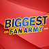 BIGGEST FAN ARMY