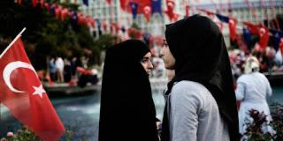 Η θέση της Γυναίκας στην Τουρκία μετά την άνοδο του Ερντογάν στην εξουσία