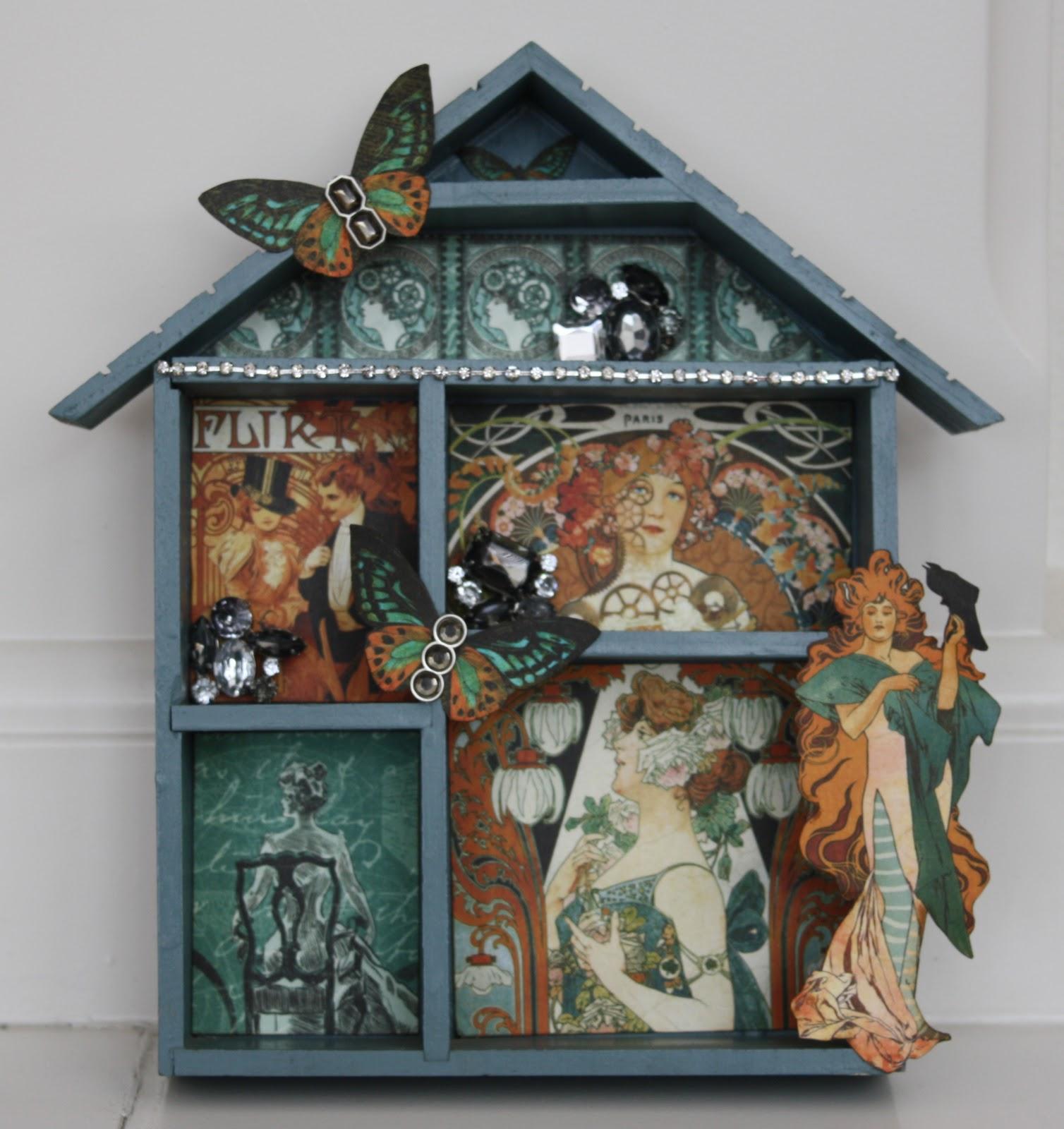 Lala's World: Steampunk Debutante Home Decor