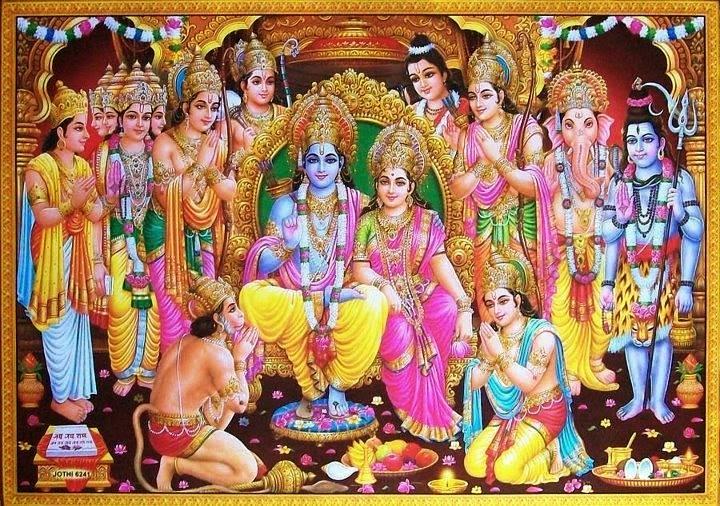 Raman's: Sri Rama Navami-08 April 2014