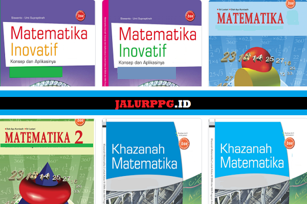 Buku Paket MTK SMP dan SMA Lengkap